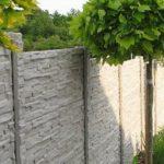 Proč si pořídit betonový plot