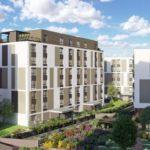 Moderní metropolitní byty v nově vznikající lokalitě na Žižkově