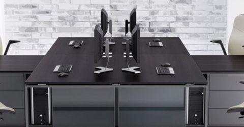 Kancelářské stoly domů i do kanceláře